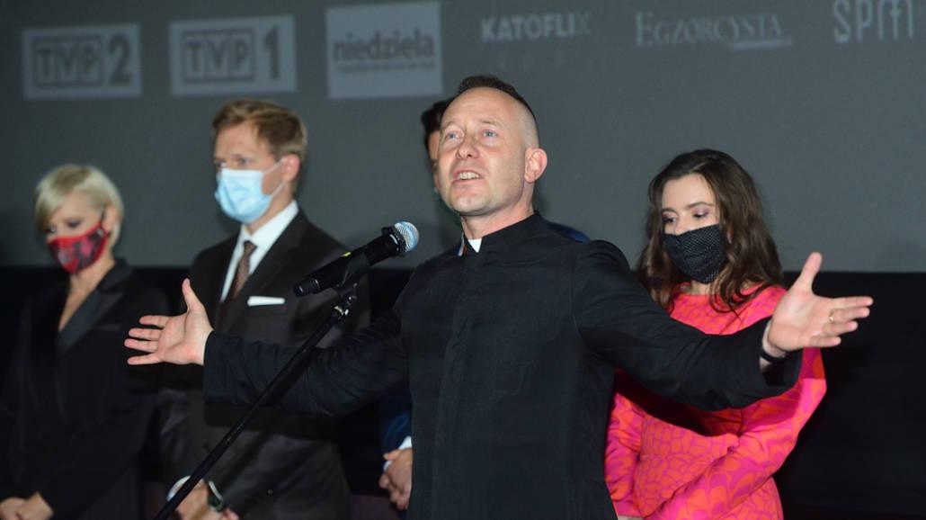 Czyściec - premiera filmu w Warszawie