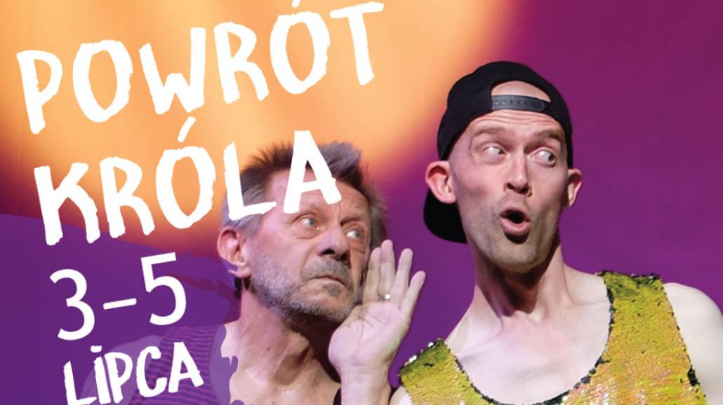 PowrÃłt KrÃłla - spektakl WTW