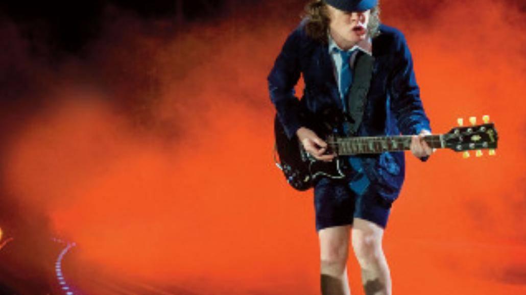 Płyty AC/DC dostępne w serwisach streamingowych [WIDEO]