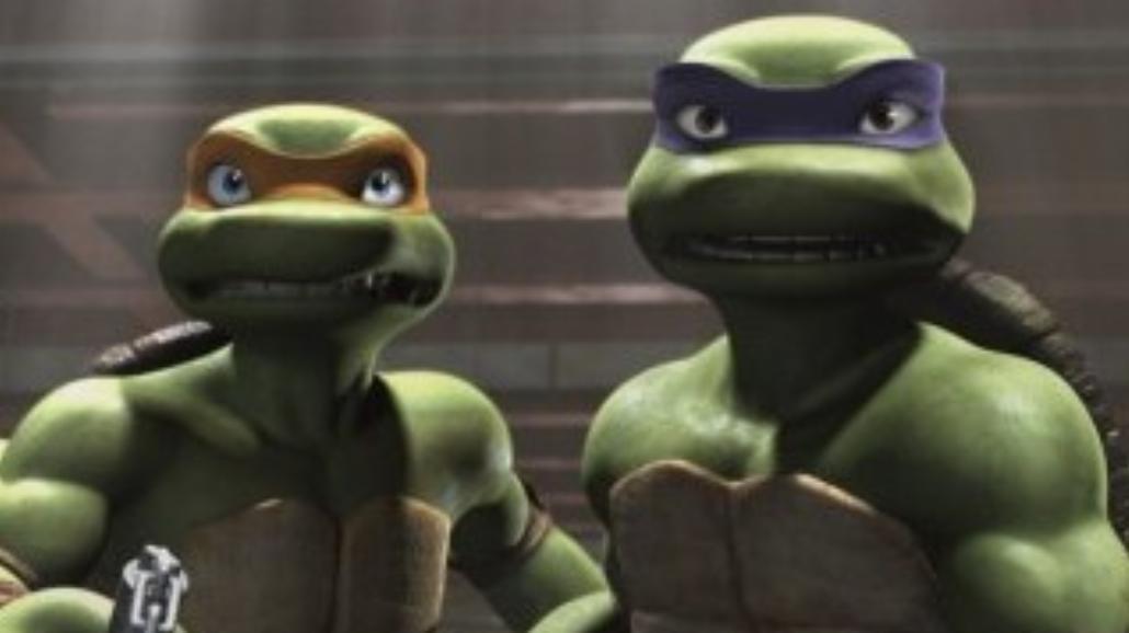 """""""Wojownicze żółwie ninja"""" - zobacz zwiastun"""
