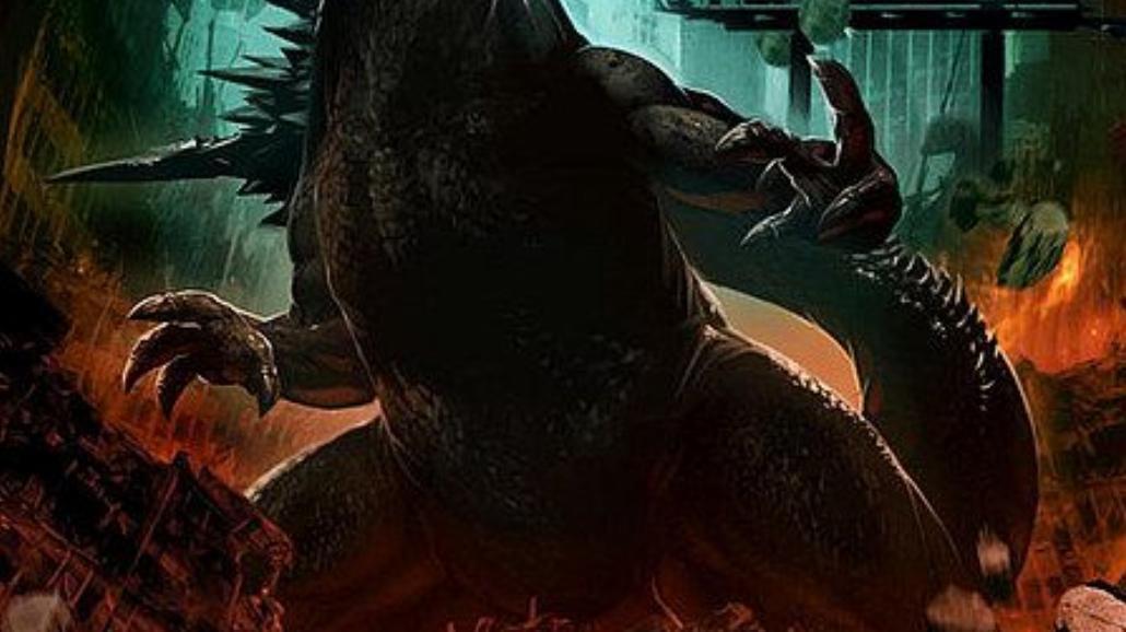 Tak będzie wyglądała nowa Godzilla