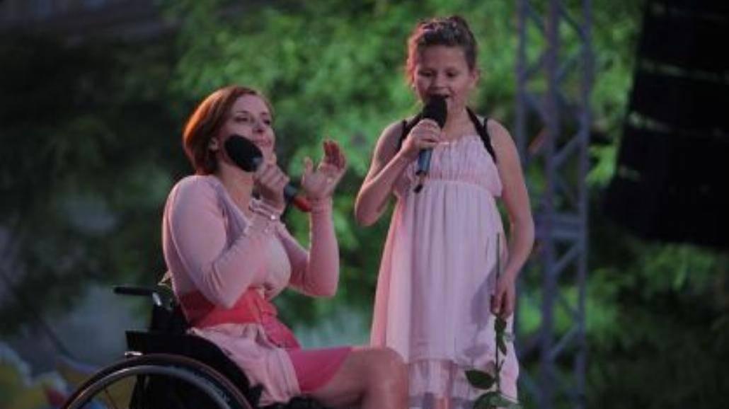 Rojek i Farna wystąpią z niepełnosprawnymi