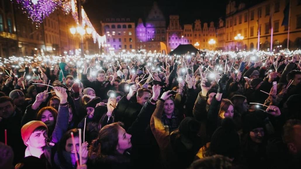 Światełko do nieba we Wrocławiu