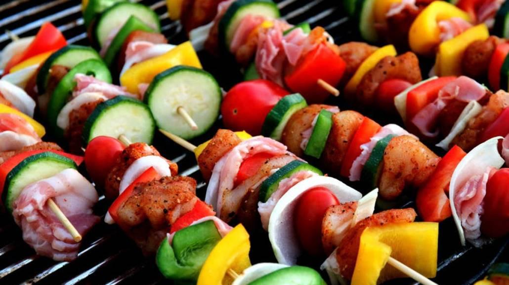 Dietetyczne przepisy na grilla