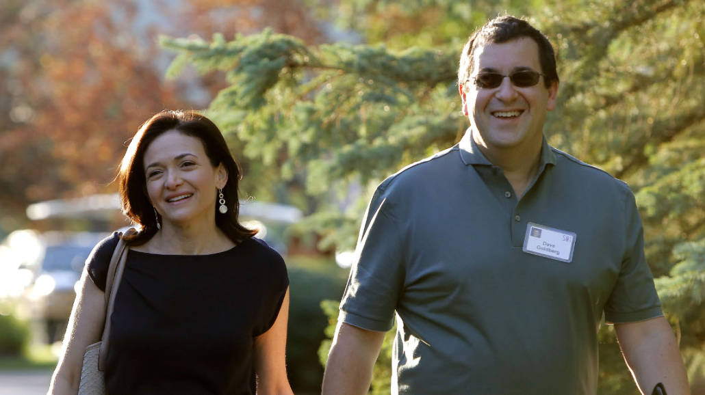 Sheryl Sandberg z mÄ™Åźem