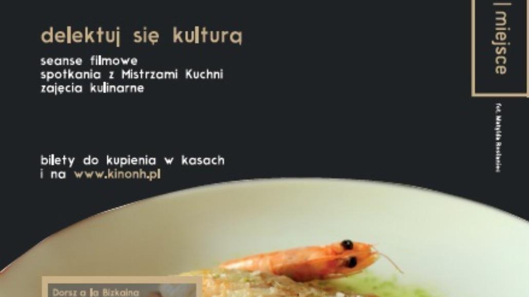 Smakołyki na talerzu i na ekranie połączą Wrocław z San Sebastian
