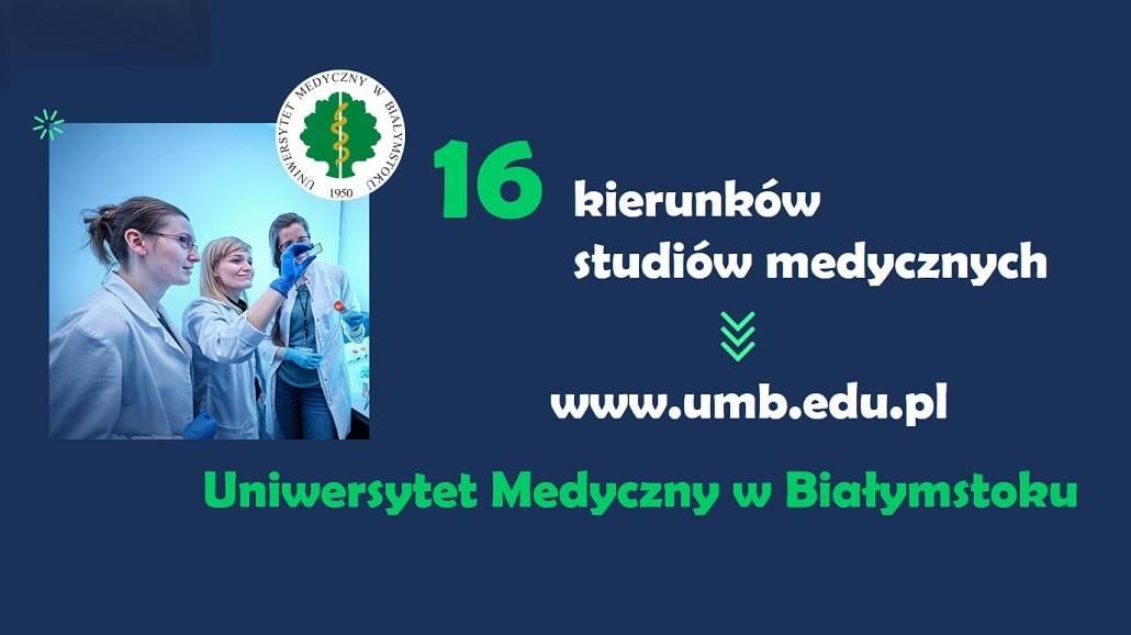 UMB zmiany w zasadach rekrutacji na studia 2020/2021