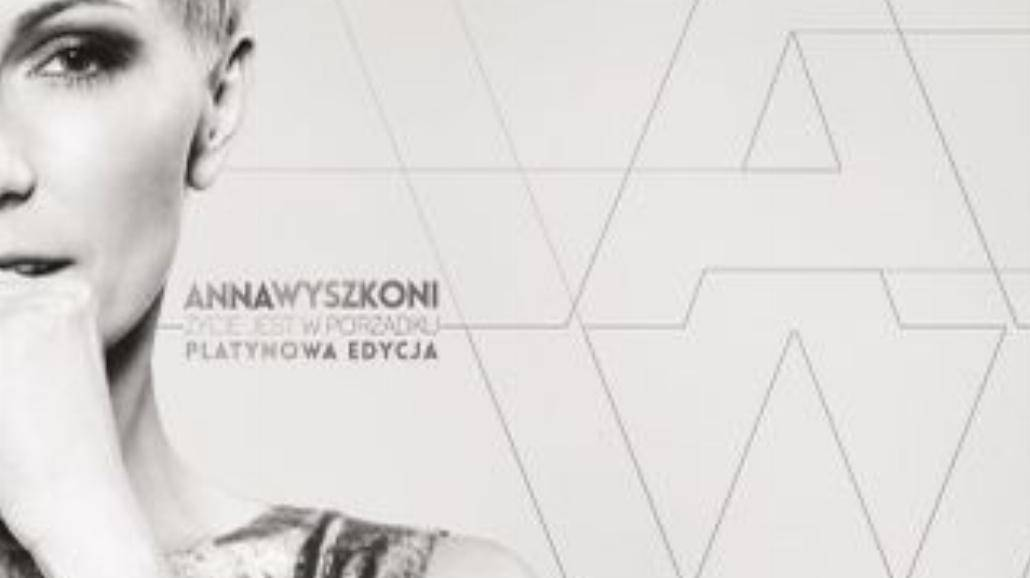 Platynowa edycja płyta Ani Wyszkoni