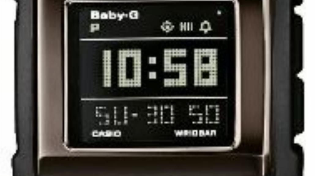 Baby – G, modne zegarki z ambitnym wnętrzem