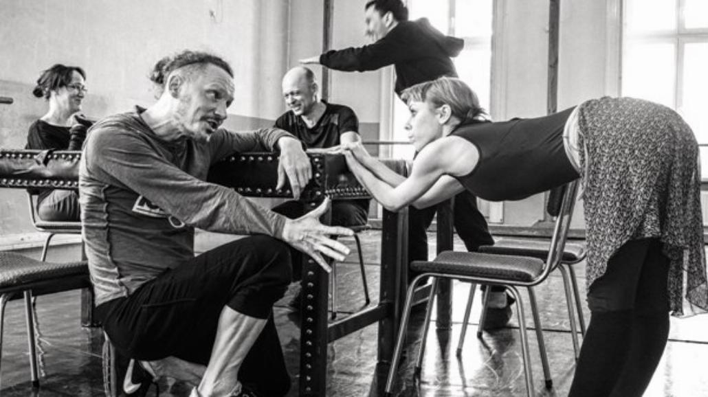"""Wrocławski Teatr Pantomimy wystawia """"Bachantki"""" Eurypidesa"""