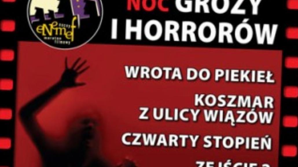 ENEMEF: Noc Grozy i Horrorów w całej Polsce
