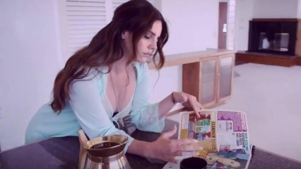 Lana Del Rey powraca. Jest nowy klip [WIDEO]