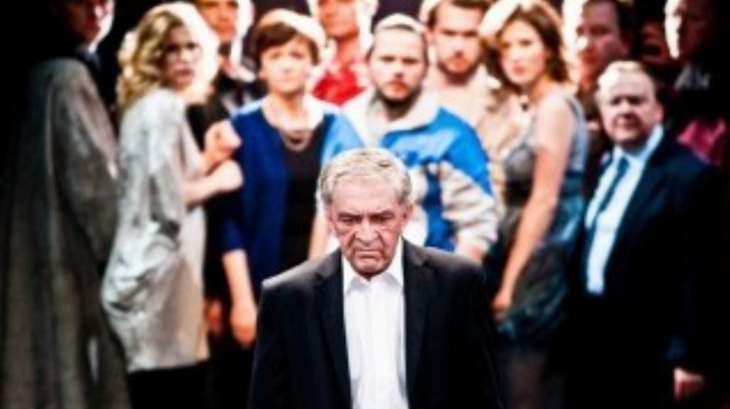 """Studencka premiera """"Wyzwolenia"""" w Teatrze Na Woli"""