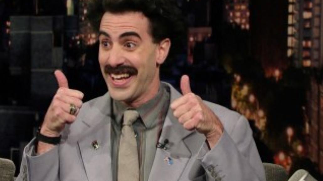 Sacha Baron Cohen w komedii szpiegowskiej