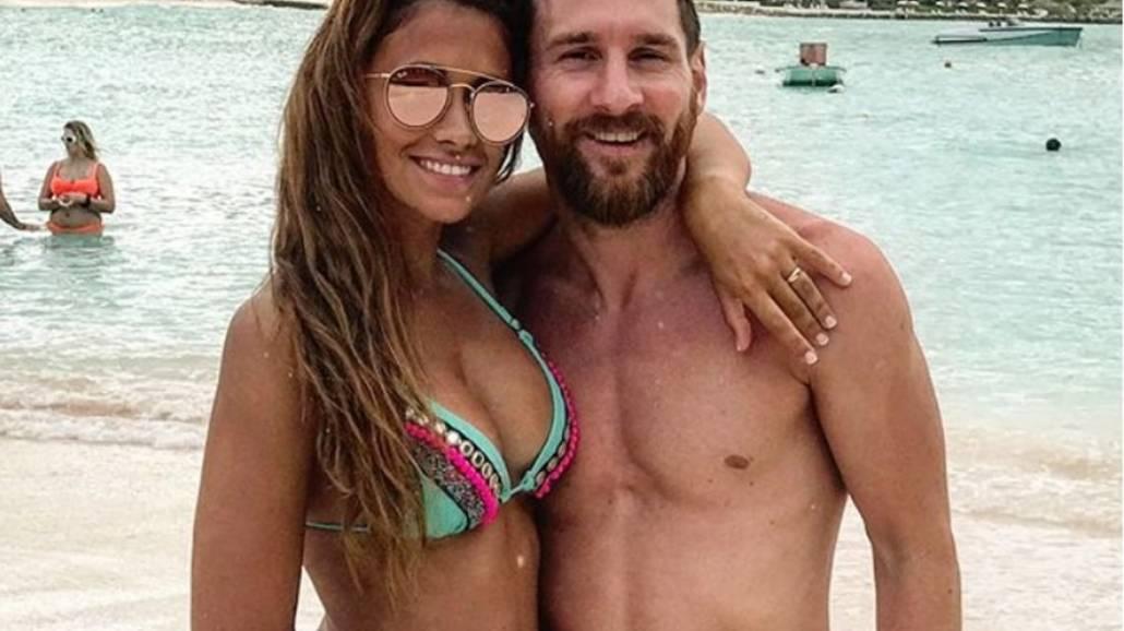 Antonella Roccuzoo - tak wygląda seksowna partnerka Leo Messiego [ZDJĘCIA]
