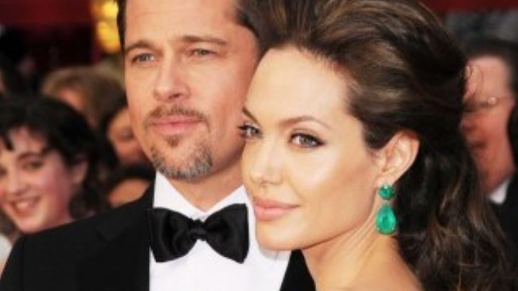 Angelina Jolie i Brad Pitt razem w filmie