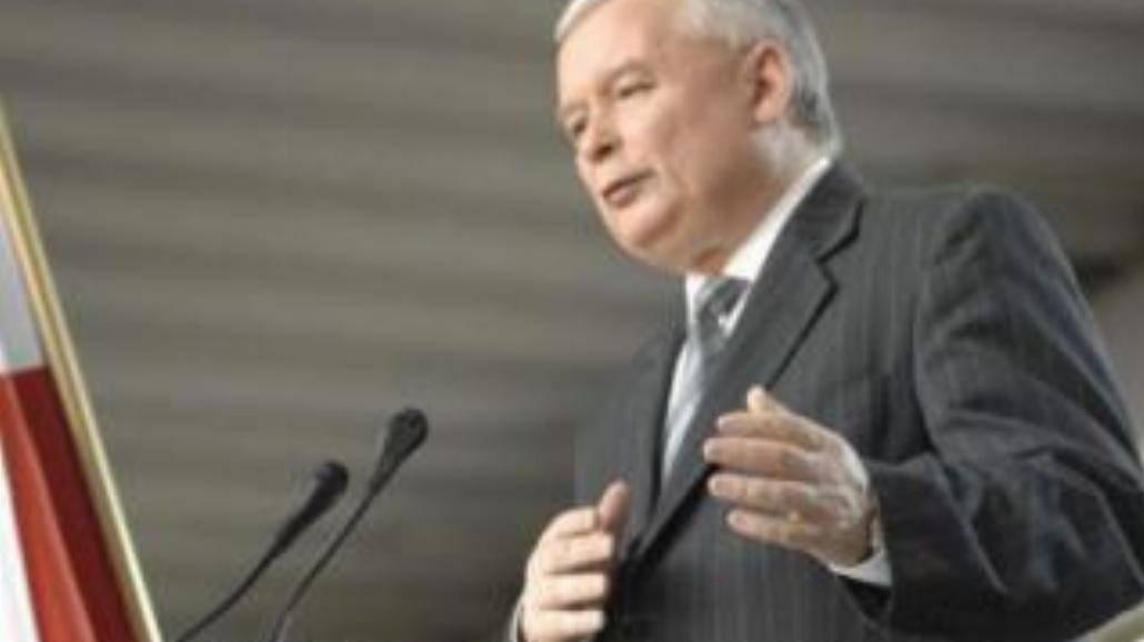 Rektor nie wpuścił Kaczyńskiego na uczelnię!