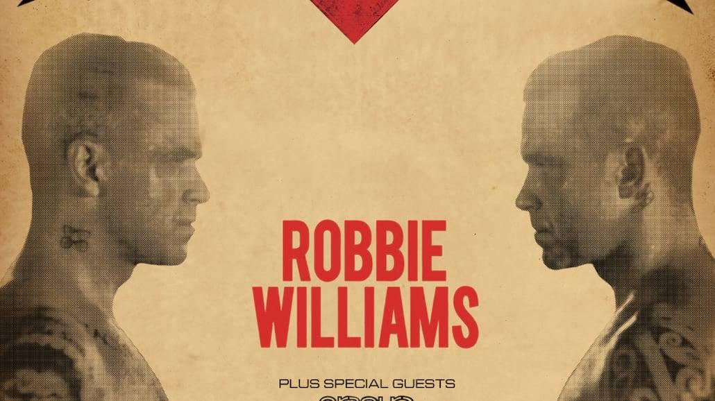 Robbie Williams wystąpi w Polsce! Poznajcie szczególy!