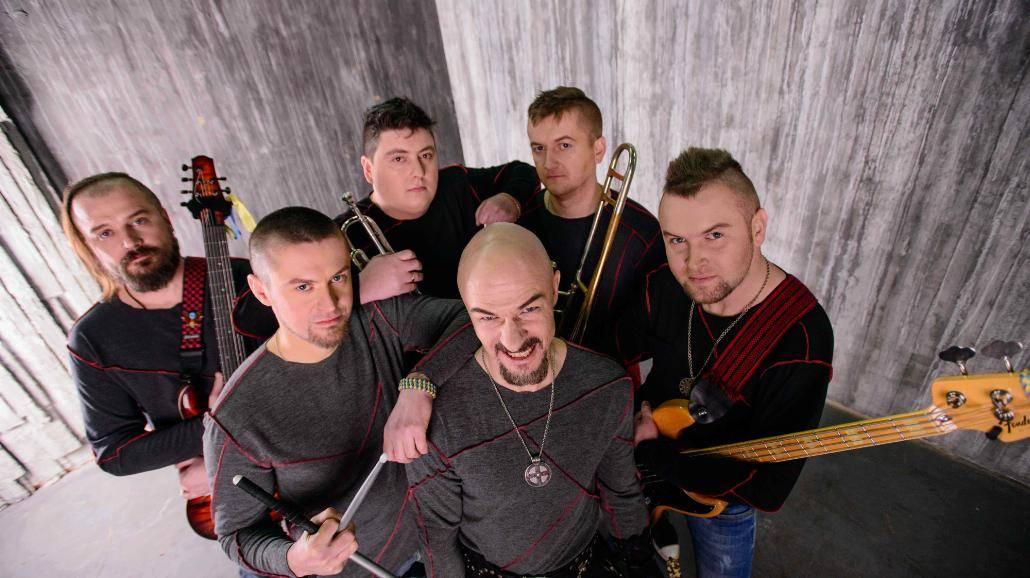 Haydamaky, czyli kozacki rock w Starym Klasztorze!