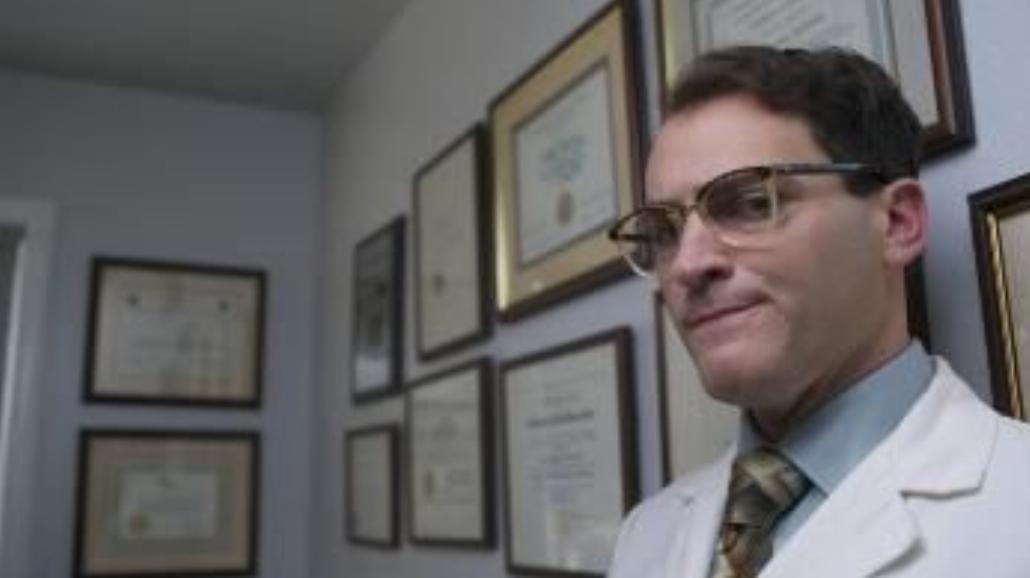 """Michael Stuhlbarg: dentysta-podrywcz z """"Blue Jasmine"""""""