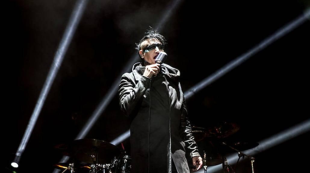 Marilyn Manson wystąpi w Polsce... wtedy, kiedy Depeche Mode!
