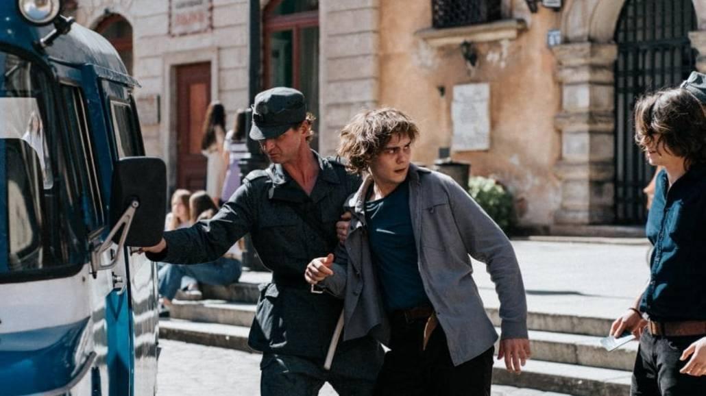 Nowy film Jana P. Matuszyńskiego w Konkursie Głównym 78. MFF w Wenecji [FOTO]