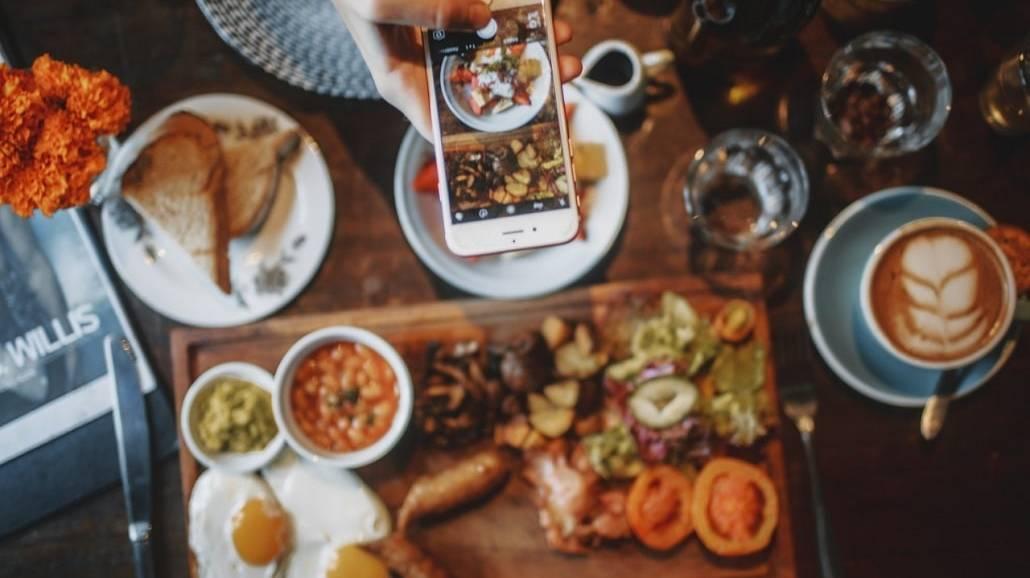 Fotografia jedzenia