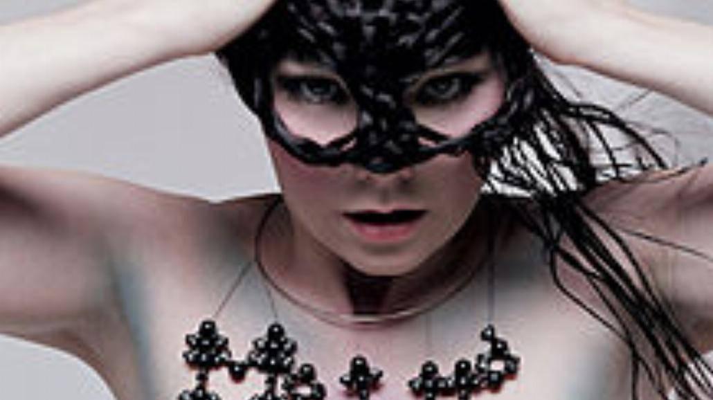 Björk odwołuje koncerty!
