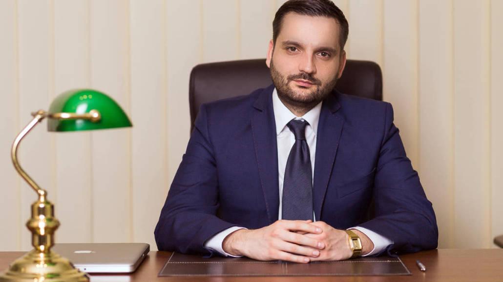 Mecenas Michał Słomka