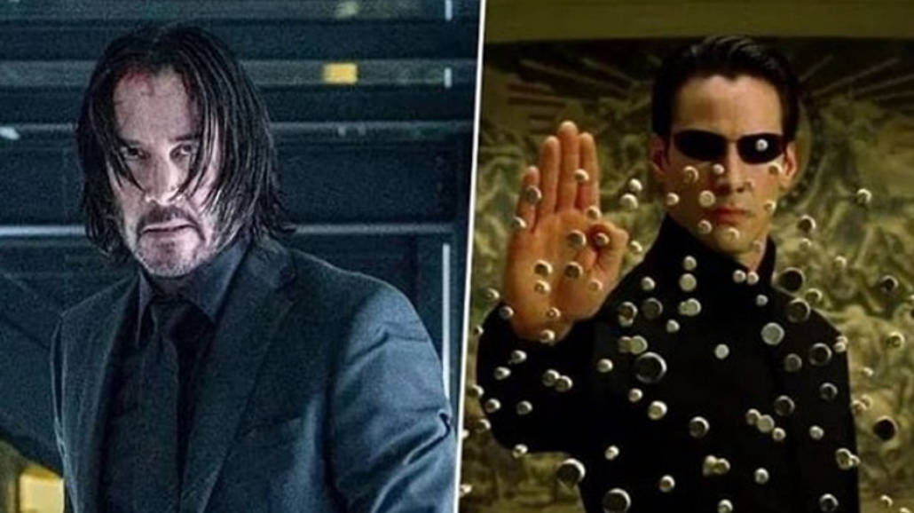 John Wick / Matrix