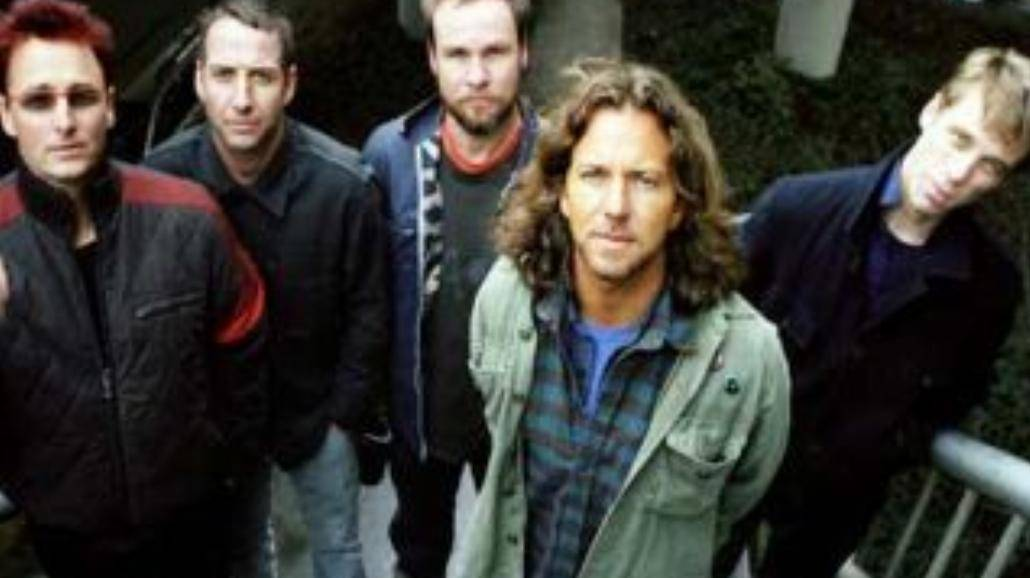 """""""Backspacer"""" Pearl Jam 21 września"""