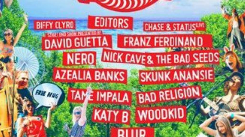 Sziget Festival 2013: muzyczna wyspa wolności