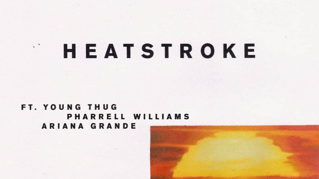 Calvin Harris we wspólnym utworze z Arianą Grande i Pharrellem! [WIDEO]