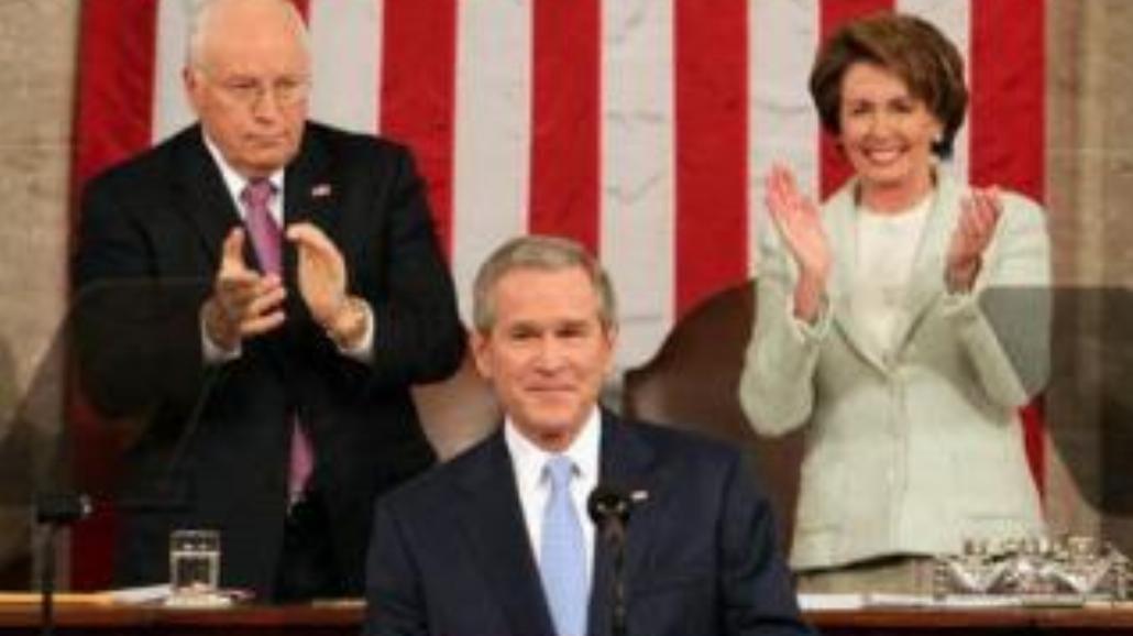 Bush pisze książkę!