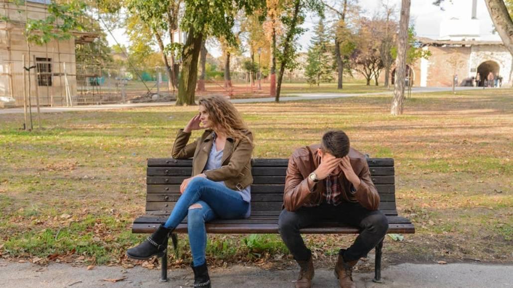 NajczÄ™stsze przyczyny kÅ'Ãłtni w zwiÄ…zku