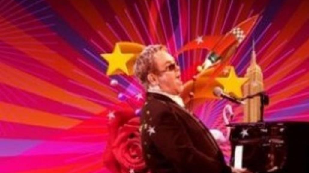 Elton John - Artysta w hołdzie ofiarom
