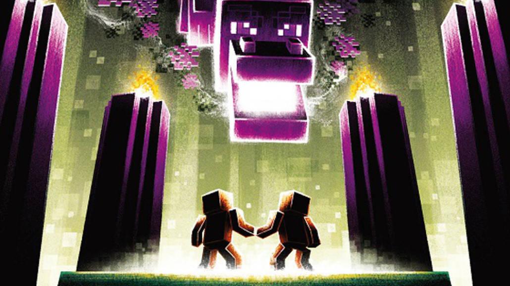 Minecraft. Kres