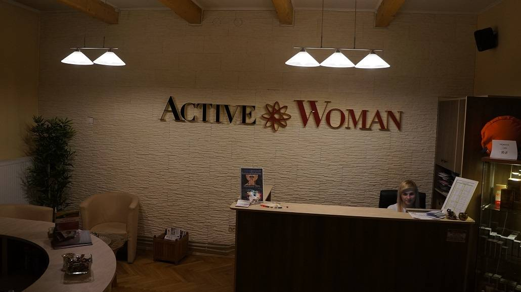 Active Woman Recepcja