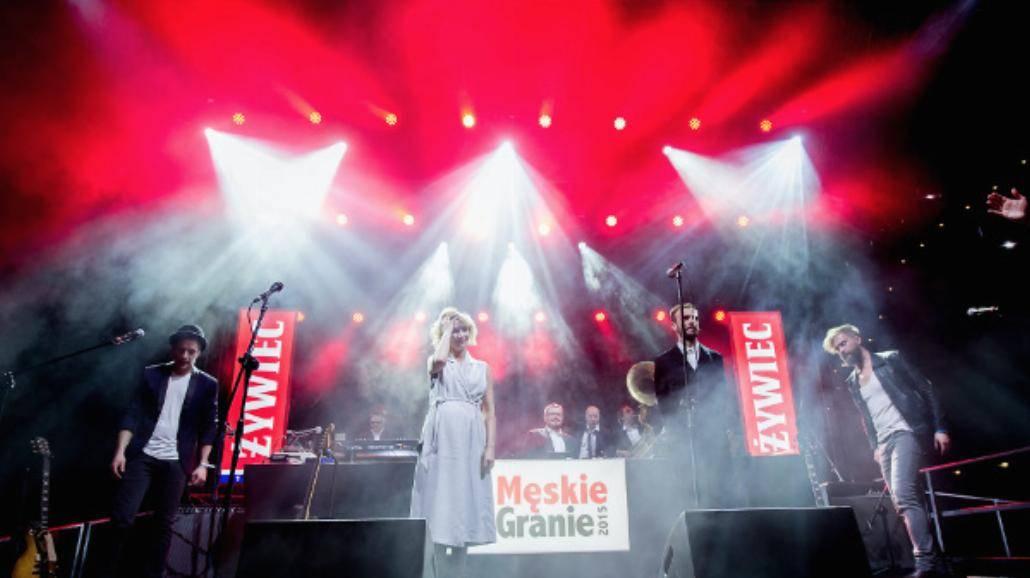 Męskie granie 2015: Wodecki z Mitch&Mitch i Molesta w Poznaniu