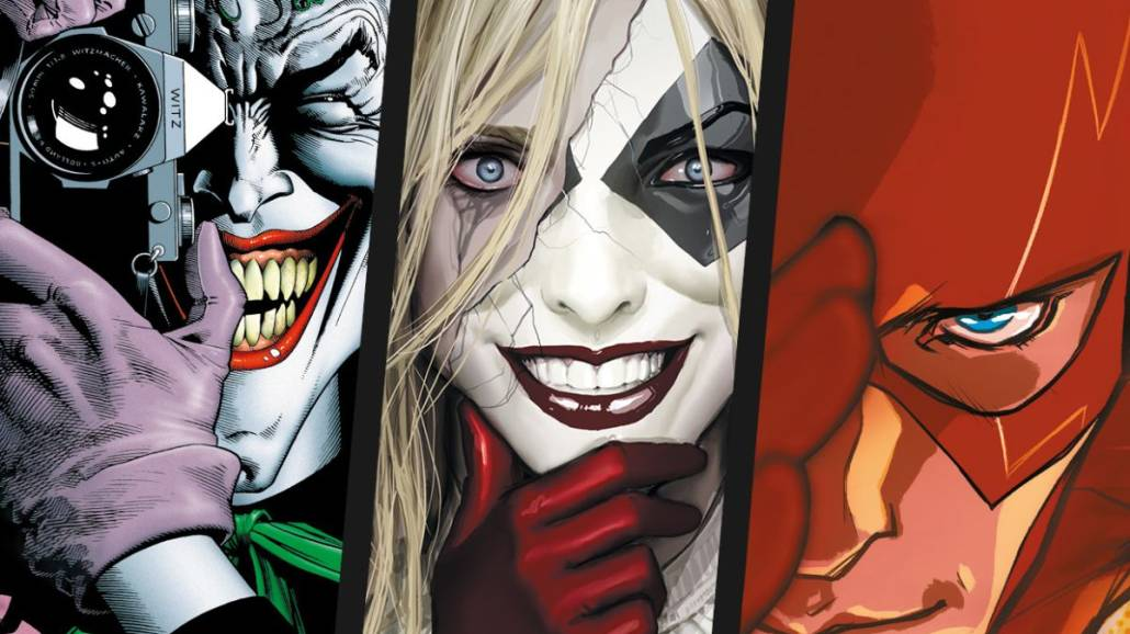 DC Comics- lista 10 komiksÃłw na start