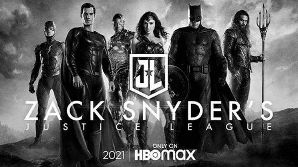 Liga Sprawiedliwości - Snyder Cut