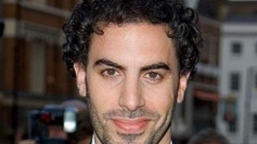 Borat zagra zdegenerowanego policjanta