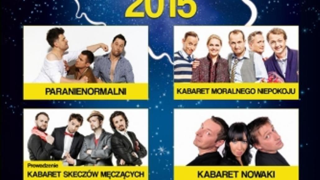 Polska Noc Kabaretowa 2015 startuje we Wrocławiu [BILETY]