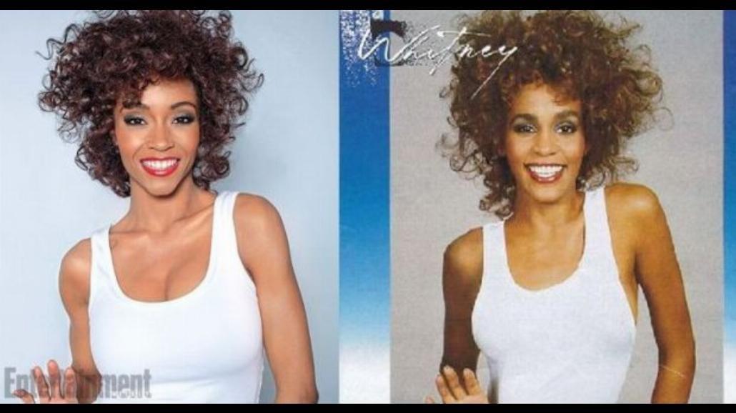 Yaya DaCosta jako Whitney Houston. Podobna?