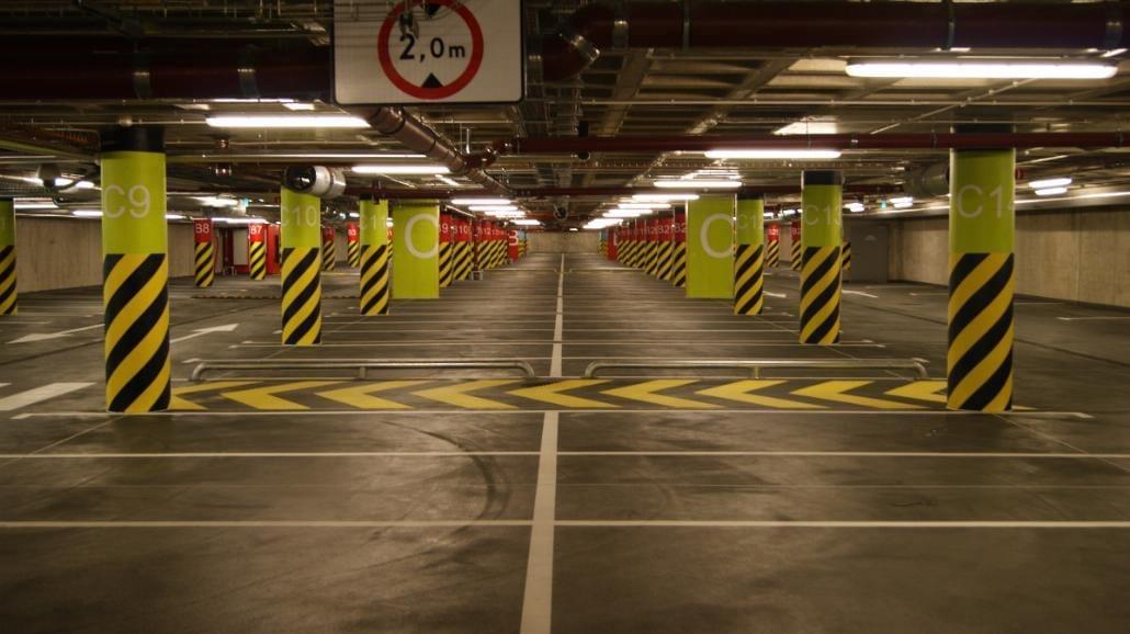 Parking podziemny przy Głównym otwarty!