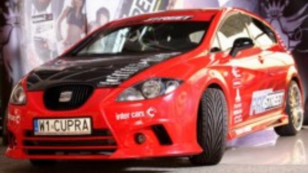 Bielsko Biała - Siedziska rajdowe Need for Speed
