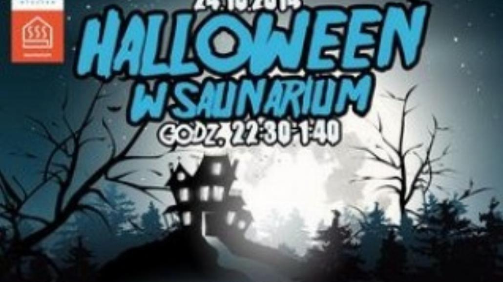 Halloweenowa Noc Saunowa