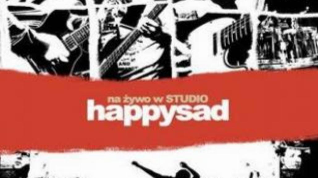"""happysad - """"Na żywo w Studio"""""""
