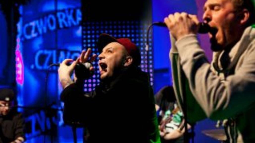Jamal z koncertem w Czwórce