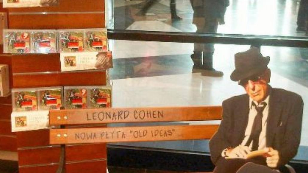 Zrób zdjęcie z Cohenem, wygraj całą dyskografię